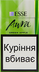 爱喜 Aura Green Apple